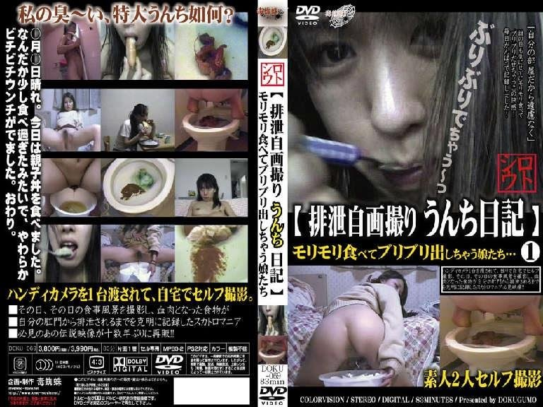 Pooping Diary of a woman intimate defecation. SD DOKU-069 [Homemade Scat, Pissing, Self filmed] ( 2019 / 1.18 GB)